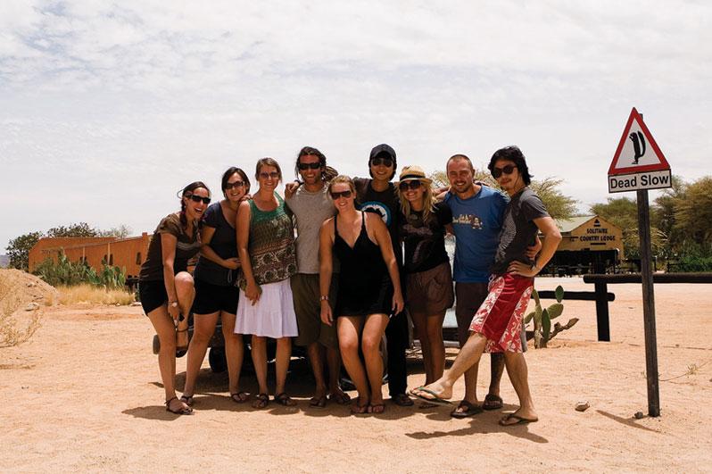 사막의-단체-사진
