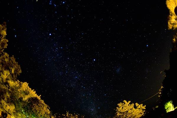오카방고델타의-은하수