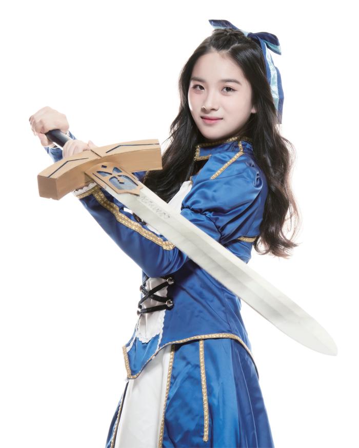 안혜경(전북여고 1)